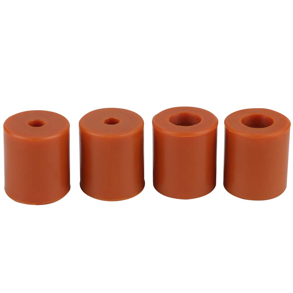 UKCOCO - Juego de 4 sellos de silicona para cama caliente ...