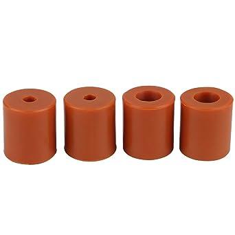UKCOCO Impresora 3D columnas de nivelación, 4 piezas de ...