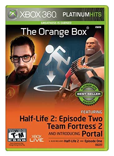 xbox orange box - 1