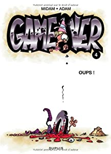 "Afficher ""Game over n° 4 Oups !"""