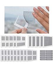 Screen Door Repair Kit - Window Screen Repair Kit Strong Self Adhesive Screen Patch Waterproof for Anti-Insect/Mosquito Net Loophole Repair Patch Avatarr