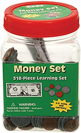 (3 EA) TUB OF COINS CURRENCY