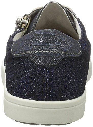 14 Sneakers Fille royal Rieker Basses Bleu K5201 altsilber royal 5qw6n87