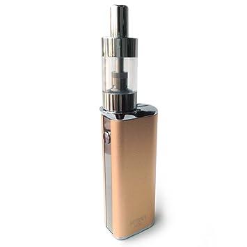 WYBAN Cigarrillo Electrónico 30W Función de Relleno a Tope Atomizer, 2ml Atomizadore Vapeador Kit de cigarrillo electrónico, 2200mah Batería, ...