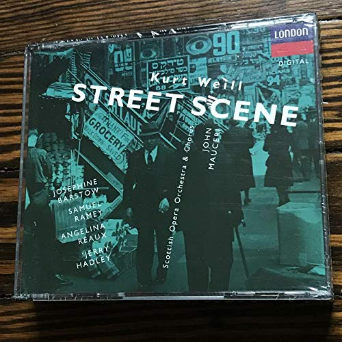 (Kurt Weill: Street Scene (1990 Studio Cast))