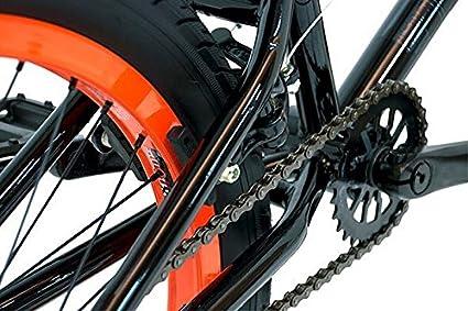 Monty Free 301 - Bicicleta BMX, Cuadro de Acero Talla 9