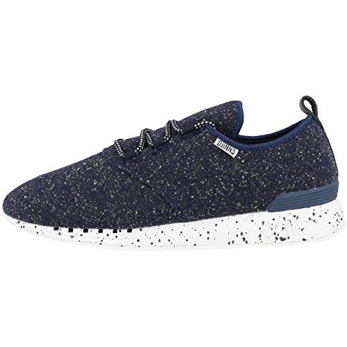 Djinns Schuhe Moc Lau Spots navy (XTDJ105-015) 40 blau