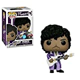 Funko Pop Rocks 79 Purple Rain Prince Diamond Glitter Exclusive Vinyl Figure