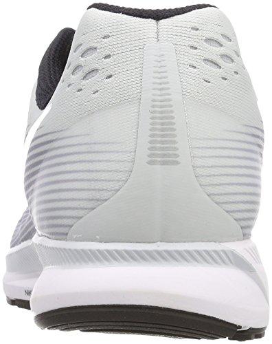 34 Blanc Laufschuhe Platinepur Noir Pegasus Zoom Grau TB Nike Air Herren vIqZ7Z