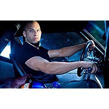 Vin Diesel Actor Star Poster 40 inch x 24 inch / 21 inch x 13 inch