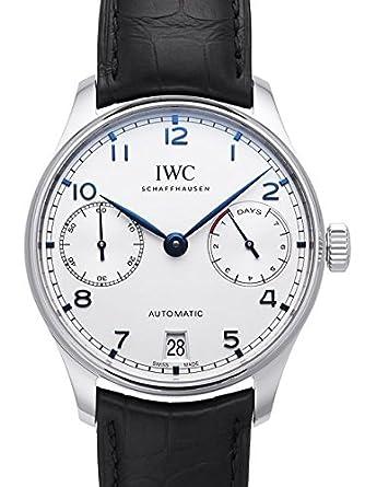 online store 56637 f92de IWC ポルトギーゼ オートマティック 7デイズ (Portuguese Automatic 7days) [新品] / Ref.IW500705  [並行輸入品] [iwc275]