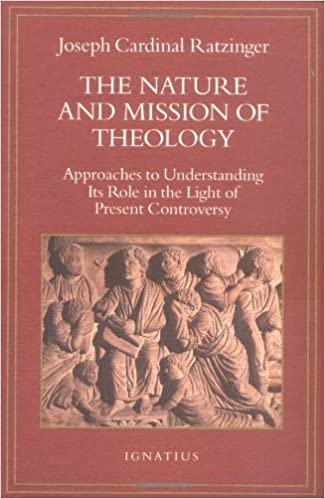 the nature and mission of theology essays to orient theology in  the nature and mission of theology essays to orient theology in today s debates joseph cardinal ratzinger 9780898705386 com books