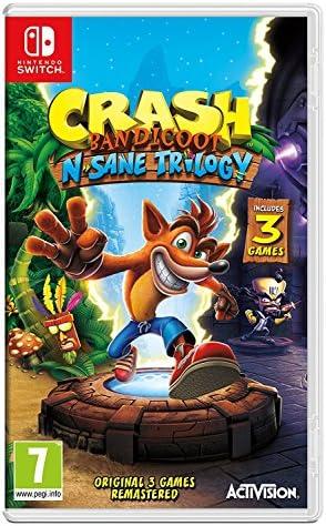Crash Bandicoot - Nintendo Switch [Importación italiana]: Amazon ...