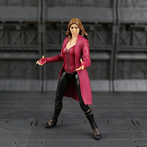 [Aurookeb AO-31 Marvel Collect Captain America: Civil War Scarlet Witch Figure 6