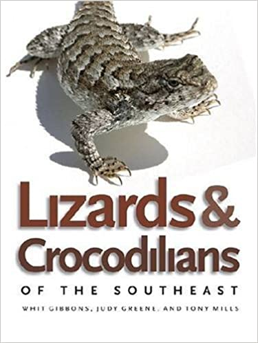 Lizards and Crocodilians of the Southeast (Wormsloe Foundation Nature Book) (A Wormsloe Foundation Nature Book) (Wormsloe Foundation Nature Book Ser.)