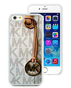 Unique iPhone 6S TPU Skin Case ,Fashionable And Durable Designed Phone Case With M-K 76 White iPhone 6S Screen Cover Case