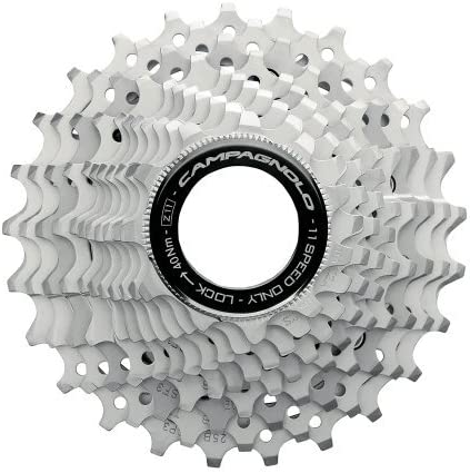 Campagnolo Chorus 11-speed US 11 – 27 Tカセット – ブラックby Campagnolo