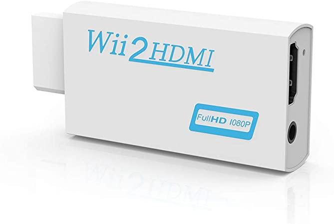 Wii Zu Hdmi Adapter Konsolen Adapter Wii To Hdmi 720p Elektronik