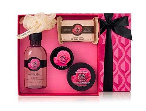 The Body Shop British Rose Festive Picks Geschenk-Set