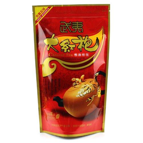 AmaranTeen - 100G Premium Dahongpao Tea Wuyi The Top Grade Da Hong Pao Tea Big Red Robe Oolong Tea Wuyi Yan Cha, Wuyi Cliff Wulong With -