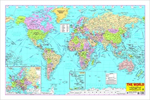 Buy World Map Book Online at Low Prices in India | World Map ... on