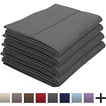 Amazon.com: Elegant Comfort 2 Piece Luxurious Silky-Soft