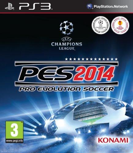 Pro Evolution Soccer PES 2014 Pro Evo Sony Playstation 3 PS3 Game