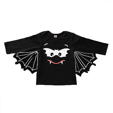 Jungen Karneval Fasching Verkleidung Skeleton Fledermaus Kostüm für Kinder NEU