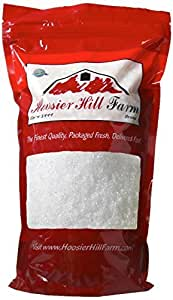 Erythritol Granules, Hoosier Hill Farm, Made in the USA, Gluten-Free, Natural Sweetener (5 lb)