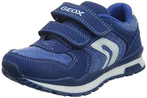 GeoxPavel C - Zapatillas, Niños Azul (ROYALC4011)