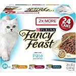 Purina Fancy Feast Pâté Assorted Wet Cat Food Variety Pack - 85 g (24 pack)