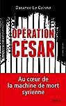 Opération César : Au coeur de la machine de mort syrienne par Garance Le Caisne