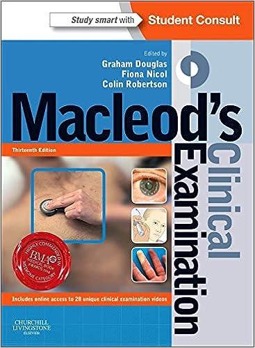Macleods Clinical Examination Book