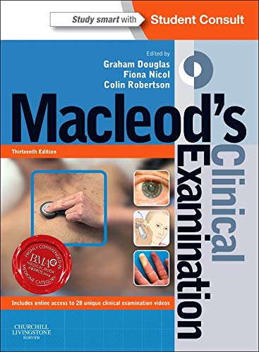 Macleod's Clinical Examination: With STUDENT CONSULT Online Access