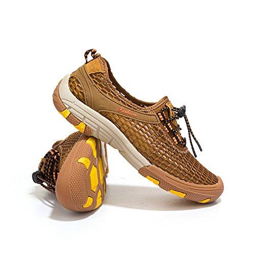 All'aperto Donna Camminano Yellow da Sportive Che da A Scarpe A Scarpe Asciugatura Donna snfgoij Monte Traspiranti Rapida gHq4nxwB