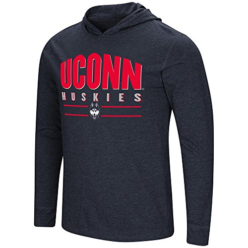 Mens UConn Connecticut Huskies Long Sleeve Tee Shirt for sale  Delivered anywhere in USA