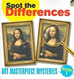 img - for Spot the Differences Book 1: Art Masterpiece Mysteries (Dover Children's Activity Books) book / textbook / text book