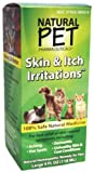 Natural Pet Skin+Itch Irritations For Cats 4 Ounces, My Pet Supplies