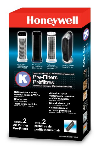 Honeywell HRF K2 Household Reducing Pre filter