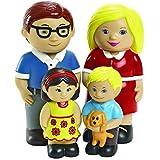 Excellerations Soft Family Dolls - Caucasian (Item # INSFCA)