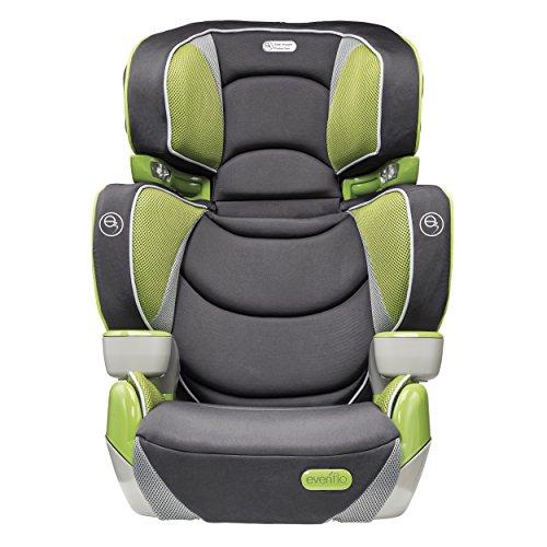 Evenflo Rightfit Booster Car Seat, Yoshi