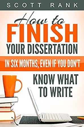 Purchase a dissertation 6 months