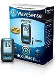 WaveSense Presto Blood Glucose Monitoring System