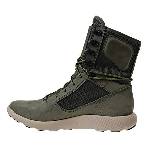 Timberland Limited Release Flyroam Tactical Leather Mens Boots Dark Green tb0a1oal LhI5og