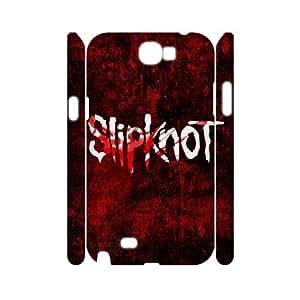 LSQDIY(R) Slipknot Samsung Galaxy Note 2 N7100 3D Case Cover, Customized Samsung Galaxy Note 2 N7100 3D Cover Case Slipknot
