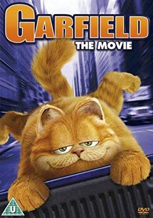 Amazon Com Garfield The Movie Dvd Movies Tv