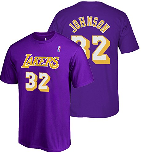promo code b4966 3bf84 Magic Johnson Jersey - Trainers4Me