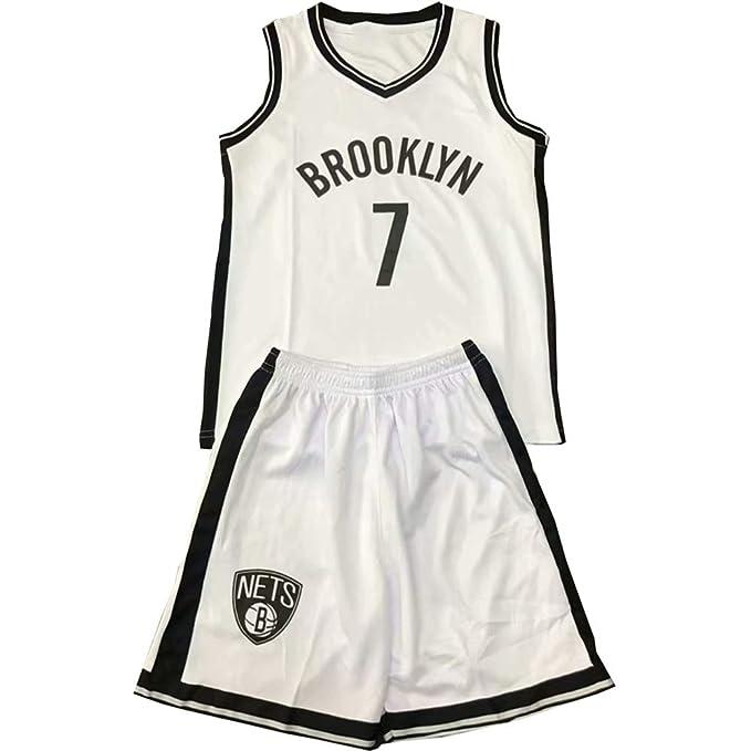 FILWS Jersey De Baloncesto para Niños Irving Durant Ropa De ...