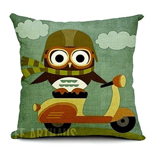 Amazon.com: Decorativo Fundas de almohada multifuncional de ...