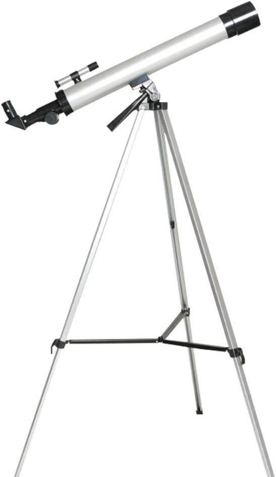 Gnohnay Weltraum Astronomisches Refraktor Teleskop Hochvergr/ö/ßerung Professionelles Astronomisches Teleskop 120X Monokular Optisches Refraktor Design Tragbares Stativ